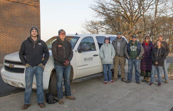 BSU Deer Surveyors