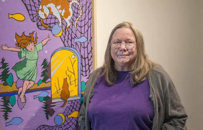 Paula Swenson
