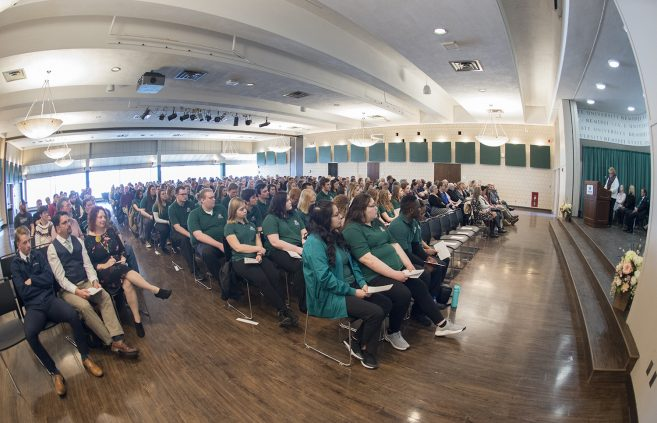 2020 Nursing Induction Ceremony