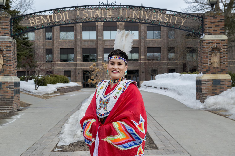 Patricia Bugg, BSU junior exercise science major