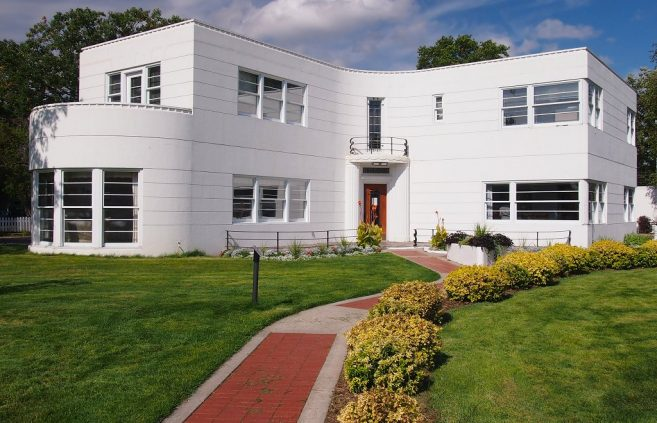 BSU acquired the David Park House, home of BSU Alumni & Foundation, in 1991.