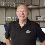 Dr. Mark Wallert, professor and chair of the Department of Biology