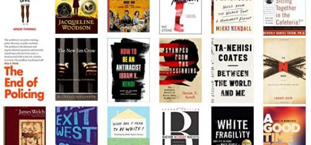 Books mentioned on this edition of What We're Reading. Graphic Credit: Northern Community Radio