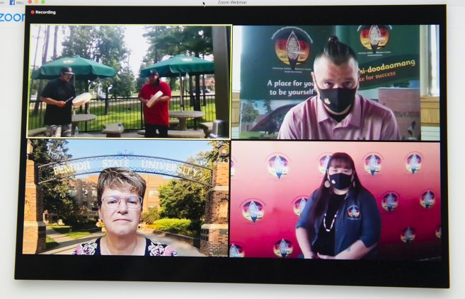 AIRC Day of Welcome on Zoom
