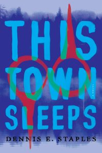 """""""This Town Sleeps"""" book cover"""