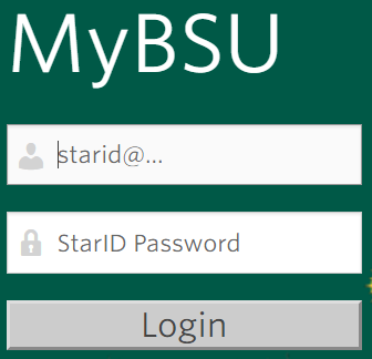 What is my BSU or NTC email account? | Information