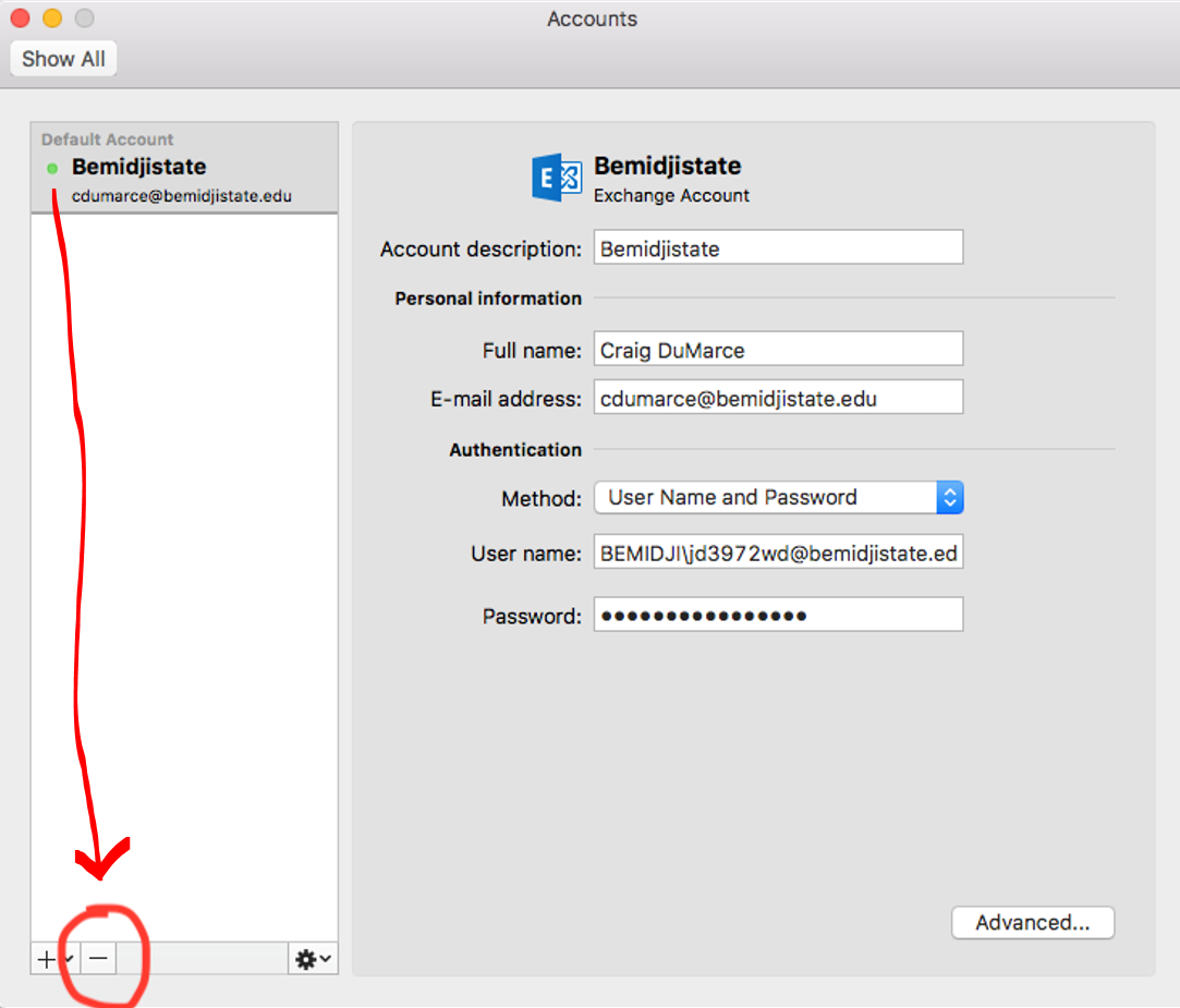 remove password from powerpoint mac