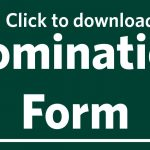 Click to download nomination form