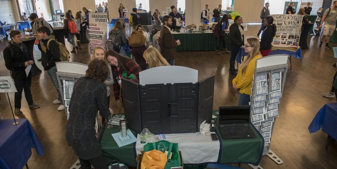Overview of Major & Career Expo