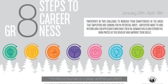 Eight Steps to Career Greatness Challenge