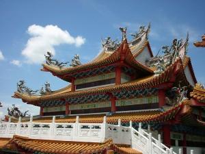 Kuala-Lumpur-Thean-Hou-Temple-Architecture