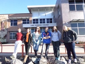 Spring College Visits to Lake Superior College in Duluth, MN