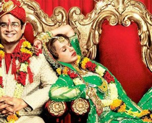 "R. Madhavan (left) and  Kangana Ranaut starred in ""Tanu Weds Manu,"" a 2011 Bollywood romantic comedy that spawned a 2015 sequel."
