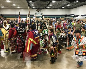 2017 Council of Indian Students Powwow