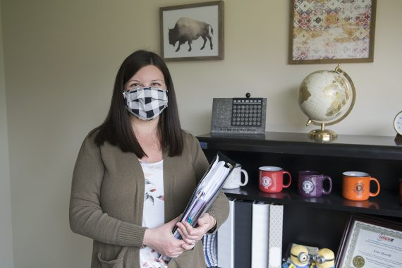 Vaccine Champion: Emergency Manager Erin Morrill